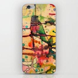 mais dis-moi comment? iPhone Skin
