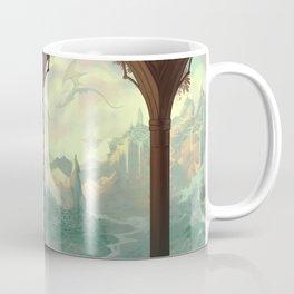 Halls of Arlathan Coffee Mug