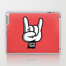 Keep on Rockin Laptop & iPad Skin