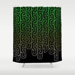 Krvitzk Shower Curtain