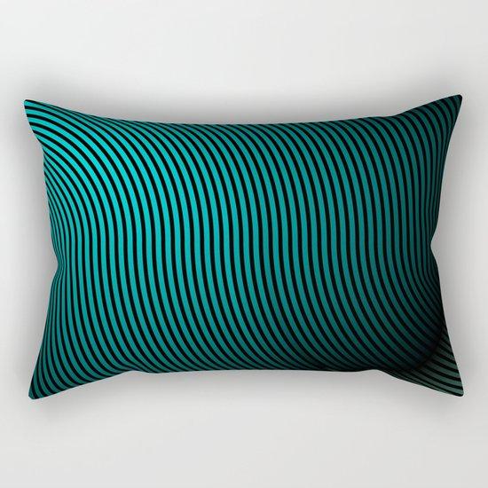 concentric 04 Rectangular Pillow