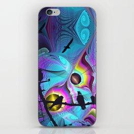 Birds Kingdom iPhone Skin