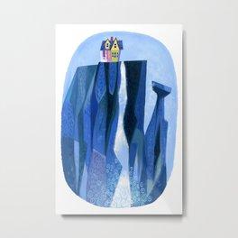 House on Paradise Metal Print