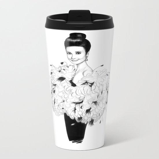 Audrey Metal Travel Mug