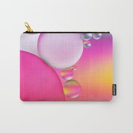 Colors (Oil and water photography) Carry-All Pouch
