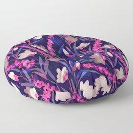 Libertine Midnight Floor Pillow