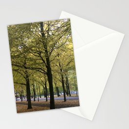 Fall colours Stationery Cards