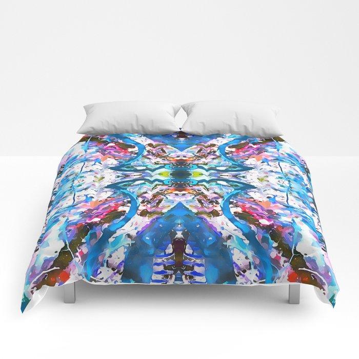 Pitlane Glitch Comforters