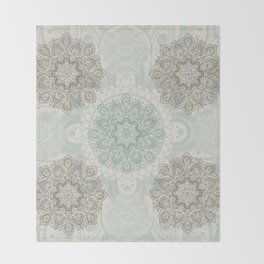 Peaceful Throw Blanket