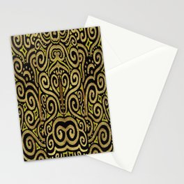 Golden Manipura Stationery Cards
