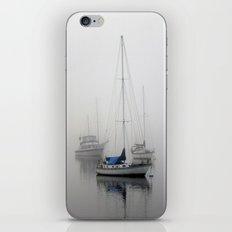 In The Mist of Morro iPhone & iPod Skin
