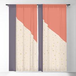 Nostalgia #1 Blackout Curtain