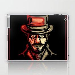 Dr jekyll Half Monster Laptop & iPad Skin