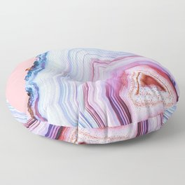 Agate Beauty #Glam collection Floor Pillow