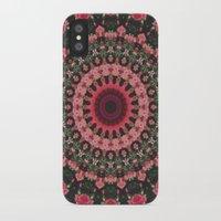 spiritual iPhone & iPod Cases featuring Spiritual Rhythm Mandala by Elias Zacarias