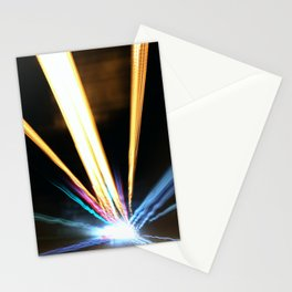 Tunnel Lichter Stationery Cards