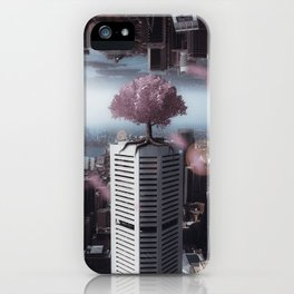 The Holy Tree iPhone Case