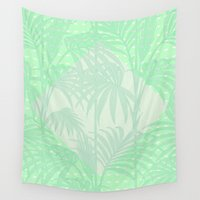 plant Wall Tapestries featuring Plant by Mr and Mrs Quirynen