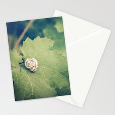 Shell Tan Stationery Cards