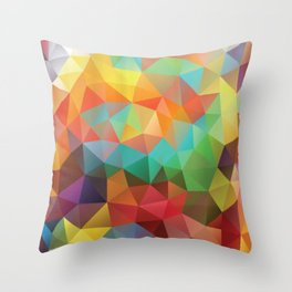 By My Lover Throw Pillow