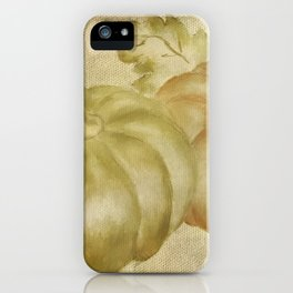 Autumn's Gifts iPhone Case