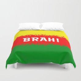 Jamaican Design 2 - brah Duvet Cover