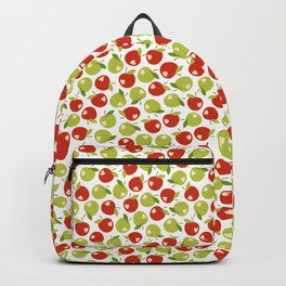 Bitten apples Backpack