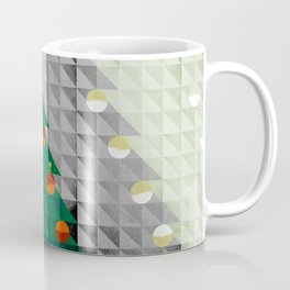 082 - Christmas tree holiday pattern I Coffee Mug