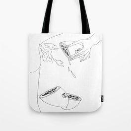 Natural Deodorant/Fresh Tote Bag