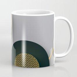 Gold Ice Coffee Mug