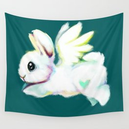 Rainbow Chip Wall Tapestry