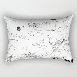 Night drawings Rectangular Pillow