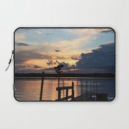 Frankfort Sunset Laptop Sleeve