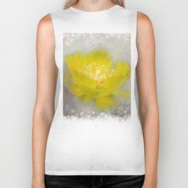 Cactus Flower Biker Tank