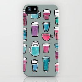 Feelin Thisty iPhone Case