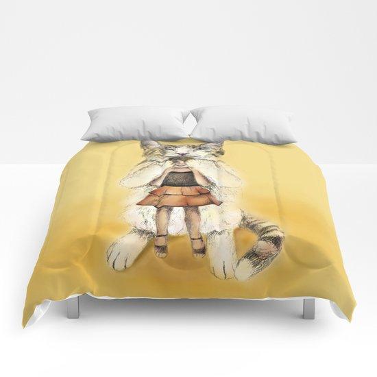Big cat Comforters