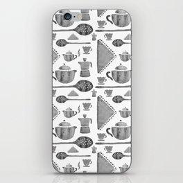 VINTAGE KITCHEN UTENSILS iPhone Skin