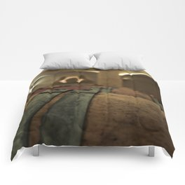 French Wine Cellar Comforters