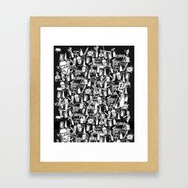 VANDAL CLASSICS Framed Art Print