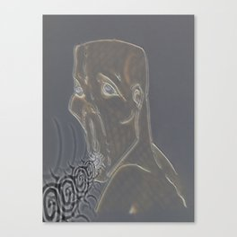 He Who Hallows Canvas Print