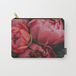 peonies #society6 #decor #buyart Carry-All Pouch