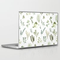 plants Laptop & iPad Skins featuring Plants  by Maggie Chiang