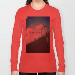 Catching Dreams Long Sleeve T-shirt