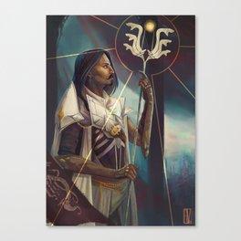 The Light Bringer Canvas Print