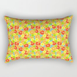 Sweet 'n' Sour  Rectangular Pillow