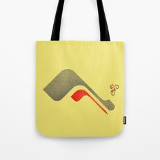 Excitebike Tote Bag