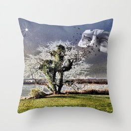 SAVE OUR DREAMERS Throw Pillow
