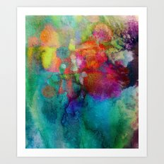 Human Condition Art Print