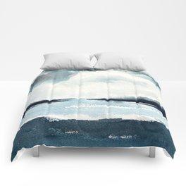 Stormy Beach Comforters