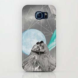 FUTURE IS BLUE iPhone Case